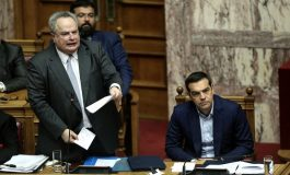 Greek Parliament rejects censure motion following a heated debate