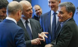"""Finance Minister Tsakalotos on the Eurogroup decision: """"We can return to the markets"""""""