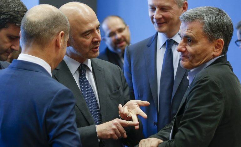 "Finance Minister Tsakalotos on the Eurogroup decision: ""We can return to the markets"""