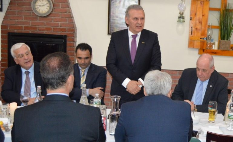 Overseas Cypriots' conference to be upgraded, says Presidential Commissioner