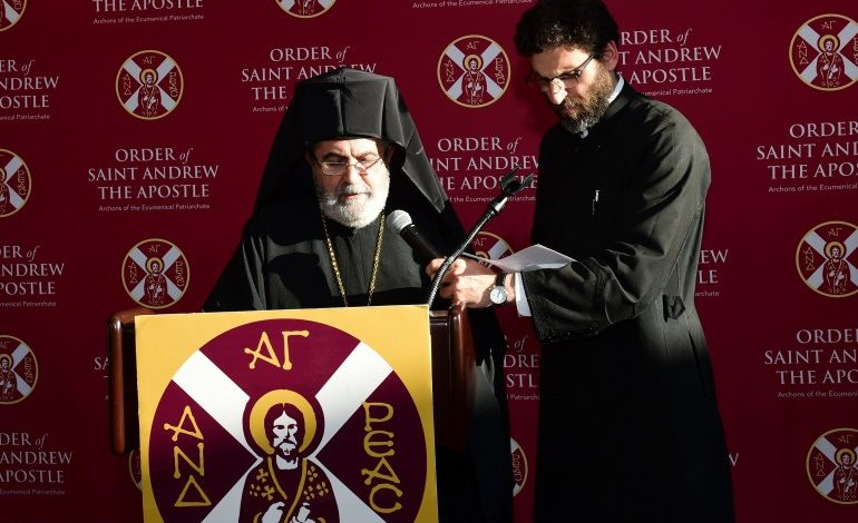 Metropolitan of Derkoi Apostolos has the last word on the Hellenic College graduation incident – What he said at the Archons reception