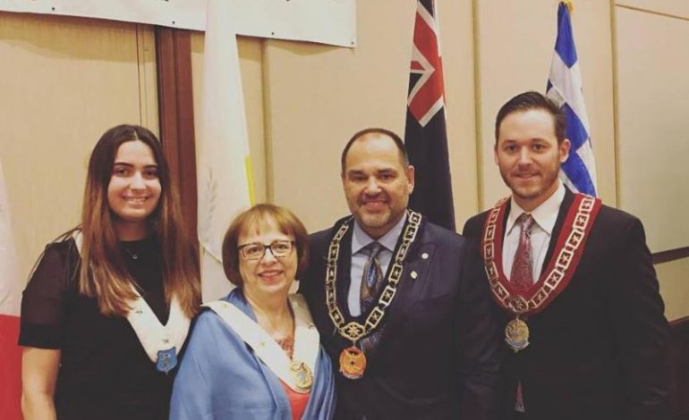 96Th AHEPA Convention Concluded – Ohio Native George E. Loucas Elected Supreme President
