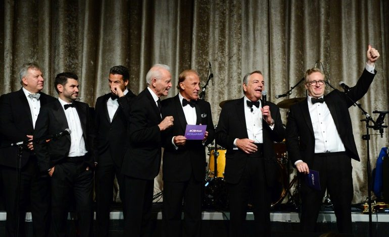 Unilever's CEO Paul Polman and Corinne Mentzelopoulos of Chateau Margaux honored at THI's 6th annual Gala