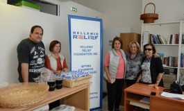 Another Food Distribution by the Hellenic Relief Foundation