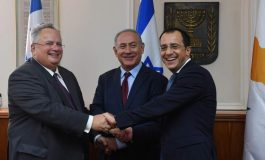 Greece - Cyprus discuss developments  in Mediterranean with Israel and Egypt