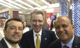 AHI President Larigakis Attends Thessaloniki International Fair