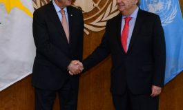 All eyes on the Guterres Cyprus report, due on Monday