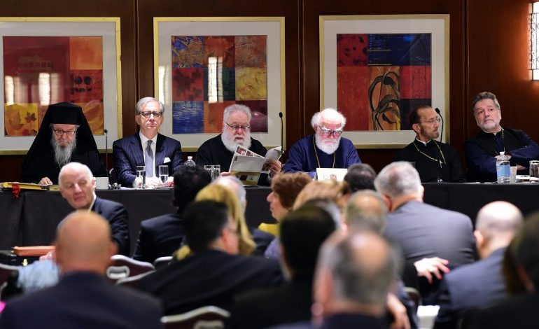 A sense of optimism at the Archdiocesan Council's first meeting