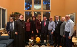 Greek Americans express strong  support for Senator Menendez