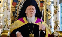 Ecumenical Patriarch Bartholomew's Christmas Message