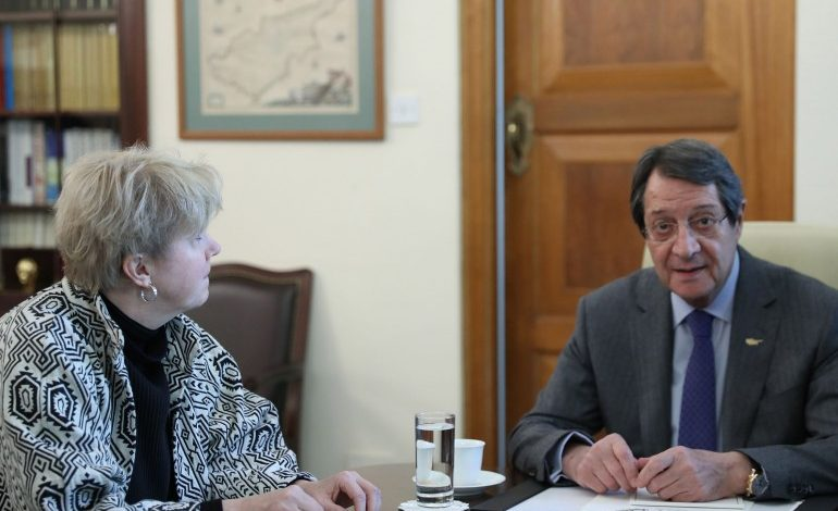 Anastasiades to meet again with Lute in the coming days