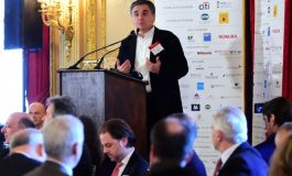 Greek officials present investment opportunities at the 20th Capital Link Forum