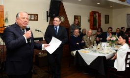 Cypriot, Jewish communities hold cultural celebration in New York