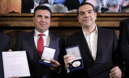 Tsipras and Zaev praised at the 55th Munich Conference