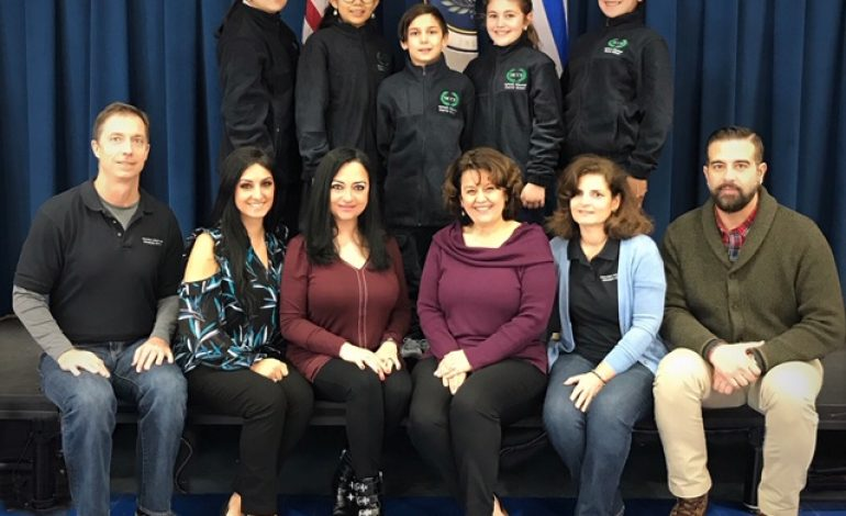 Hellenic Classical Charter School in Brooklyn students on trip to Greece for educational research