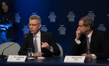Ambassador Geoffrey Pyatt: Greece has  become a key European hub