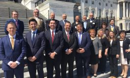 AHEPA Family Brings Policy Priorities to Legislators' Attention