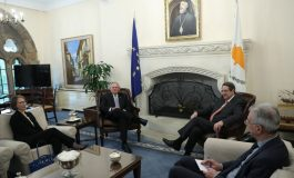 "Senator Bob Menendez says ""great moment"" for Cyprus to form new relationship with US and the West"