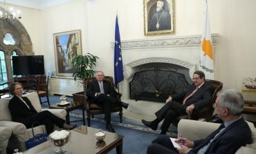 """Senator Bob Menendez says """"great moment"""" for Cyprus to form new relationship with US and the West"""