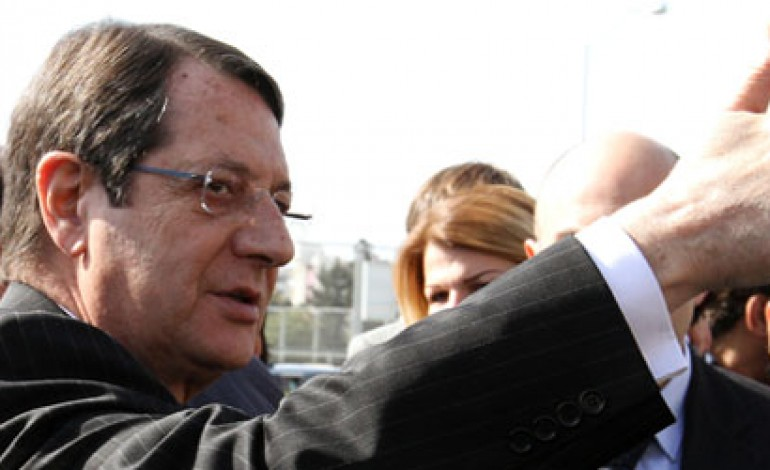 Nicos Anastasiadis is the new President of Cyprus
