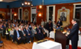 President Anastasiades Addresses Greek American Community