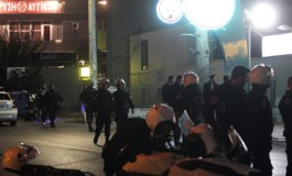 Universal Condemnation of the Deadly Attack outside Golden Dawn Offices