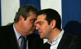 Greek Government and Opposition Parties Exchange Fire Following the Submission of the Reform List