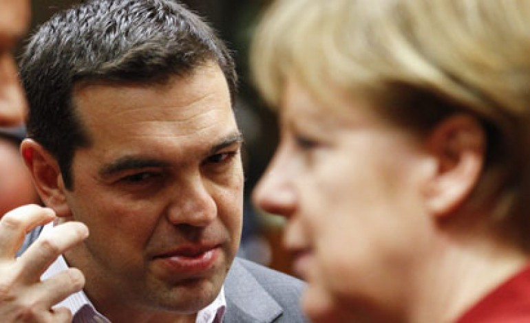 Greece Prepares a Revised List of Reforms, as Tsipras Visits Berlin