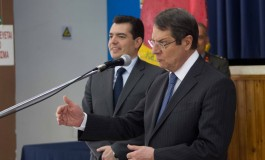 Anastasiades: 'Economic Boom Would Follow a Solution'