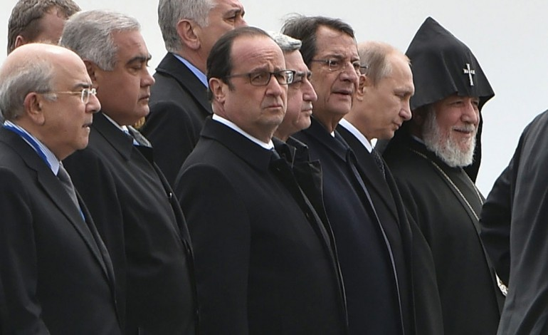 Anastasiades: High Time to Recognise Armenian Genocide