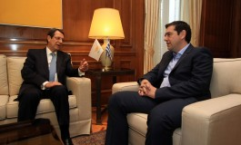 Anastasiades Concludes Meetings in Athens