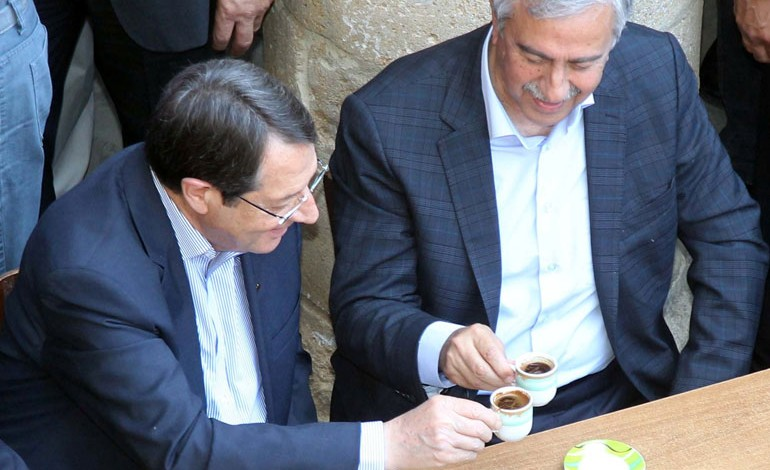 Message of Peace and Hope by Nicos Anastasiades and Mustafa Akinci
