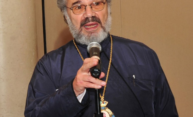 Bishop Anthimos of Olympos Passed away at 80