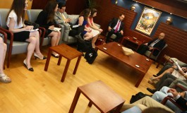 AHIF's Foreign Policy Students Embark for Greece, Cyprus