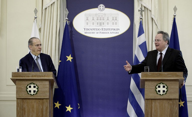 Athens – Nicosia See 'Positive Climate' in Cyprus Negotiations