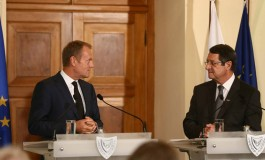 Tusk: Cyprus Settlement Efforts an Opportunity Not to Be Missed