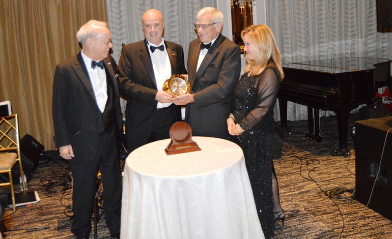 """Hellenic American Chamber of Commerce Honored Andreas Dracopoulos. """"A Man with Philotimo"""""""