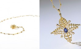Jewelry Exhibition by Maria Kotsoni at the Holy Trinity Cathedral