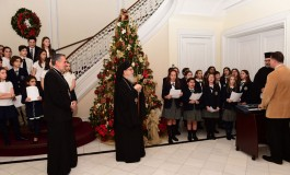 Christmas Encyclical of Archbishop Demetrios