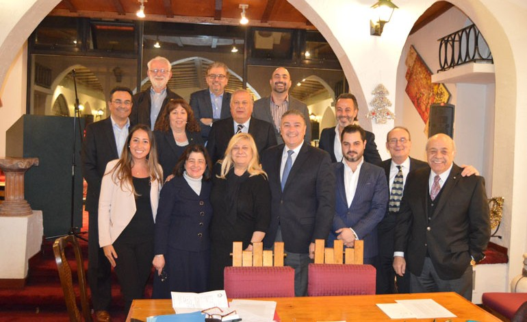 Nicolas Nicolaou is the New President of the Cyprus US Chamber of Commerce
