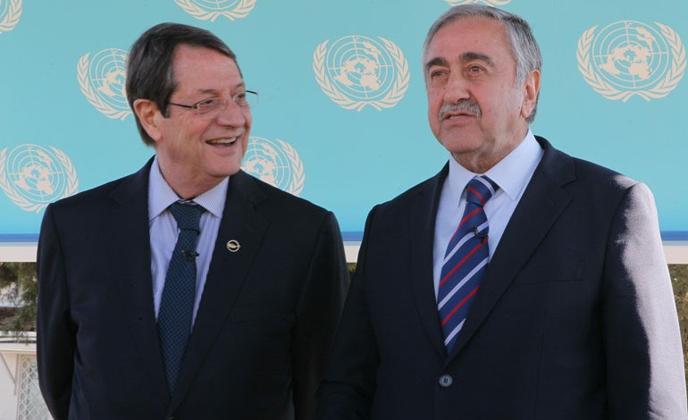 Cypriot Community Leaders Offer Joint Holiday Greetings