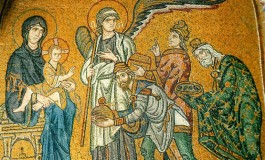 Gold, Frankincense and Myrrh: The gifts of Magi to Christ