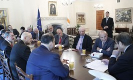 Greek and Jewish Americans call Greece, Cyprus and Israel Cooperation Historic