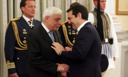 New Year Is One of 'Recovery, Regrouping,' Says Greek PM