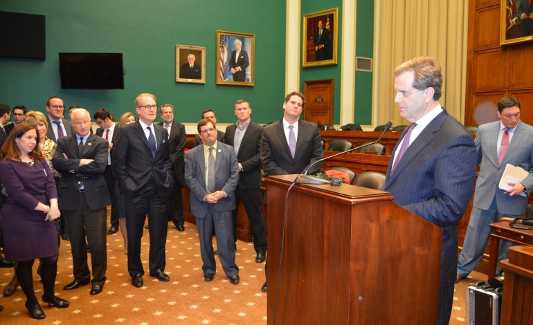 Partnership among Israel, Greece,  Cyprus Celebrated on Capitol Hill