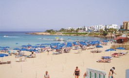 Three Cypriot Beaches among 25 Best in Europe