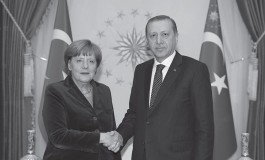 Merkel Is at the Mercy of Putin and Erdogan