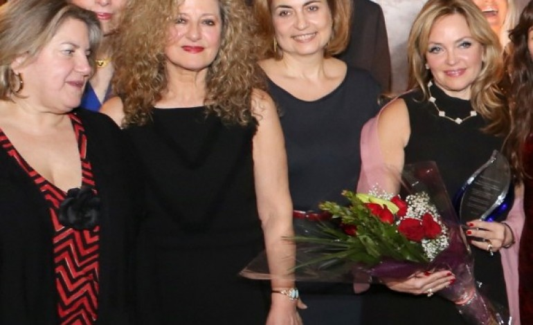 Greek American  Woman of the Year:  Nancy Papaioannou