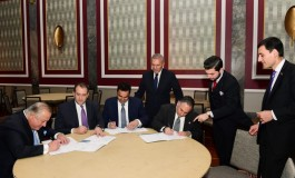 Armenian and Hellenic groups in U.S. sign cooperation agreement
