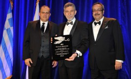 AHI Hosts 41st Anniversary Hellenic Heritage Achievement Awards Dinner
